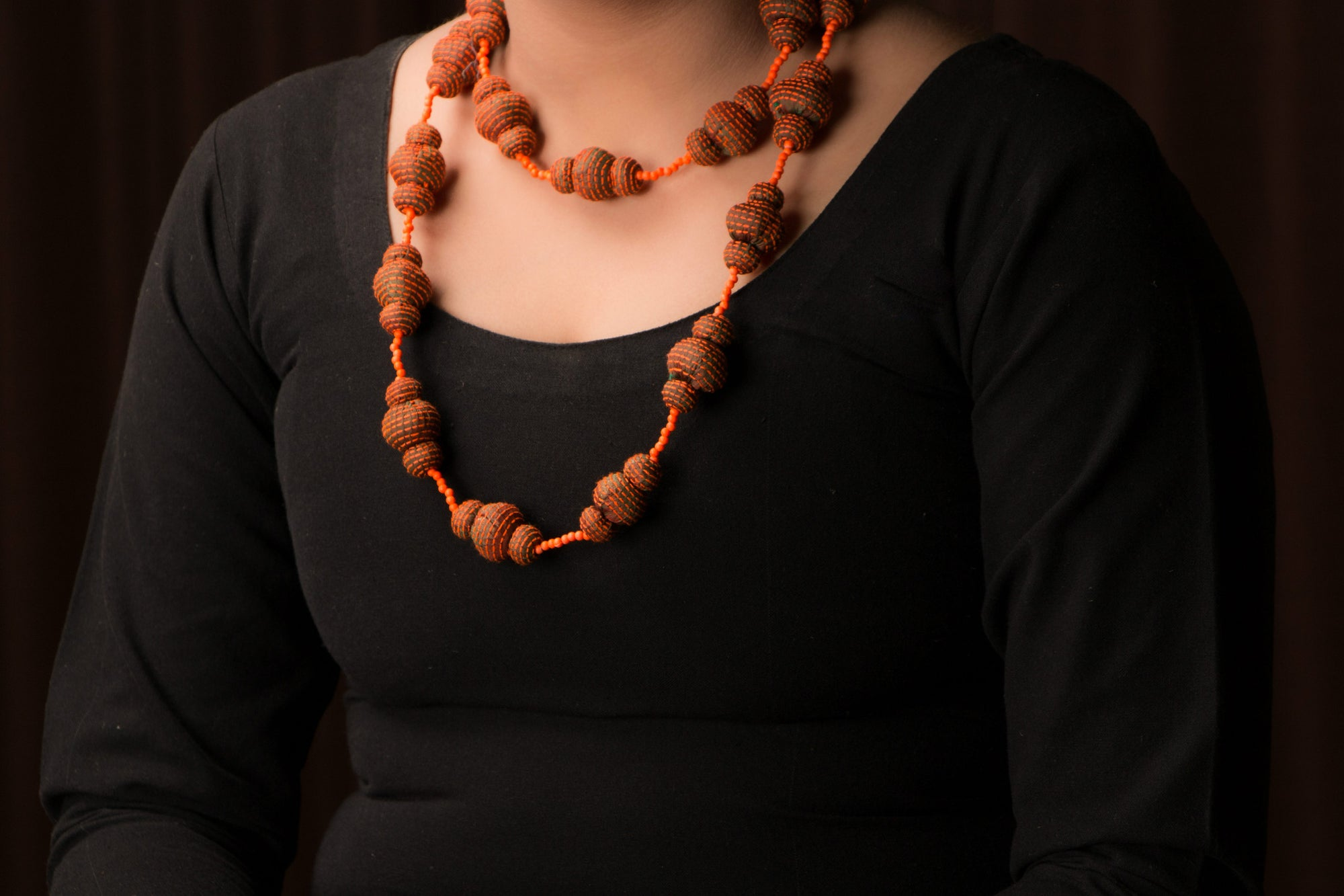 Bahar Mala Necklace