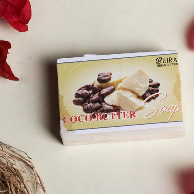 Bihra Handmade Natural Coco Butter Soap (100gm)