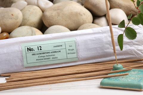 Sri Aurobindo Ashram - Jasmine Incense Sticks