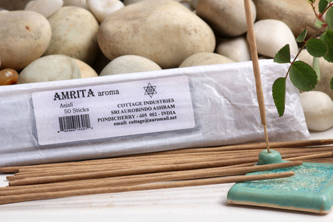 Sri Aurobindo Ashram - Anjali Incense Sticks