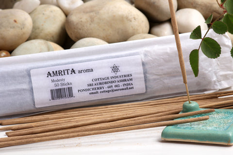 Sri Aurobindo Ashram - Modesty Incense Sticks