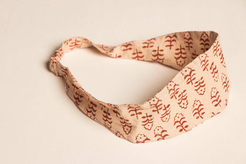 Jalpari Bela Cotton Hair Band