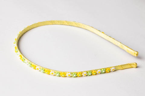 Hapur Beadwork Hair band by Aagaz