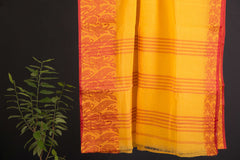 Phulia Handloom Cotton Saree