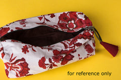 Multipurpose Cosmetic Toiletry Cotton Bag - 8in x 10in
