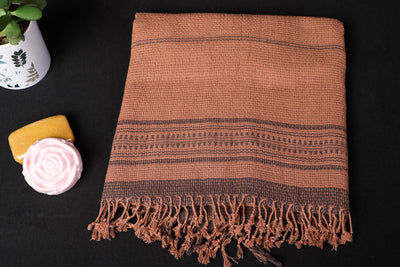 Organic Kala Cotton Pure Handloom Towel