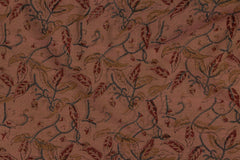 Prewashed Kalamkari Mangalgiri Cotton Fabric by DAMA