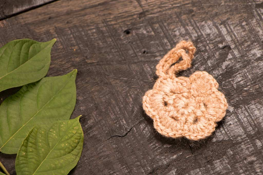 Multi purpose Hanger - Crochet by Purnima
