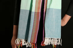 Bodoweaves Cotton Handloom Stole