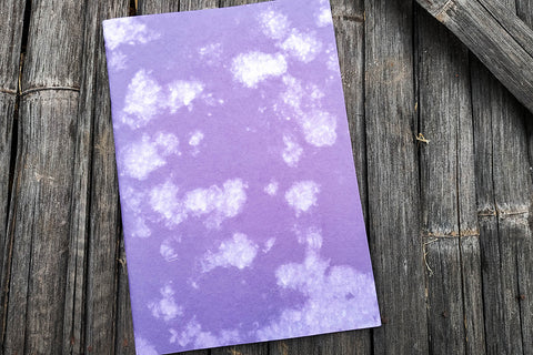 Ele Poo Paper Pulp Painted Notebook