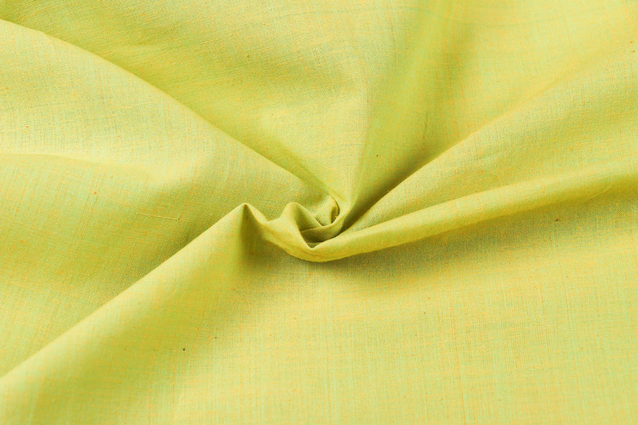 Dastkar Andhra Pre-Shrunk Mangalgiri Handloom Cotton Fabric