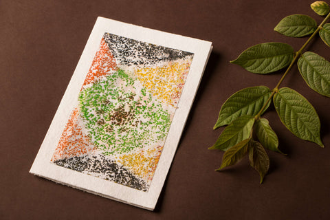 Handmade Greeting Card by Jugaad