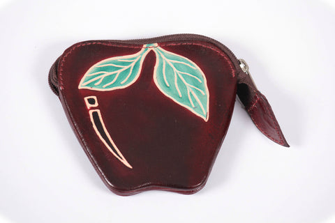 Coin Purse - Apple Leather
