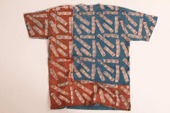 (Size - XL) Bindaas Print Cotton Unisex T-Shirt