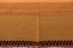 Pure Cotton Handloom Double Bedcover from Bijnor by Nizam