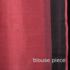 Square Buti Cotton Handloom Saree with Blouse