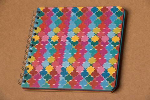 Colorful Ele Poo Notebook (Small)