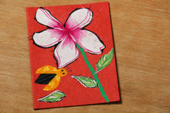 Greeting Card with Applique Story Board