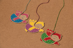 Ornament Angels Hanging