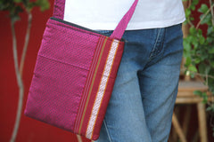 Kasuti Embroidered Sling Bag