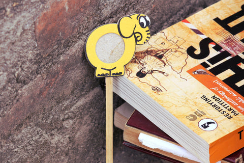 Ele Photo Frame Bookmark