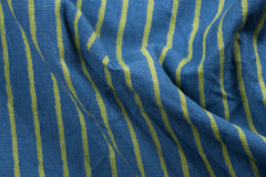 Screen Print Soft Slub Cotton Fabric