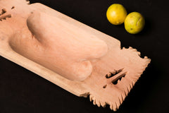 Udayagiri Wooden Fruit & Salad Bowl