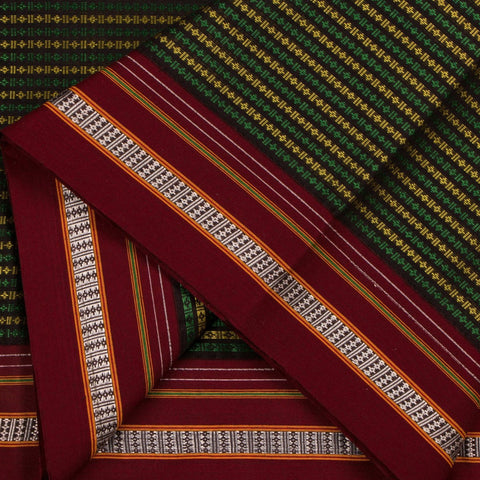 Handloom Cotton Khun Fabric (width - 36 inches)