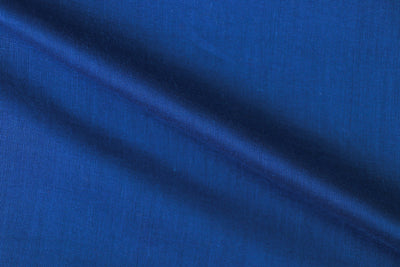 Pre Washed Plain Dyed Pure Cotton Fabric (Width - 44in)