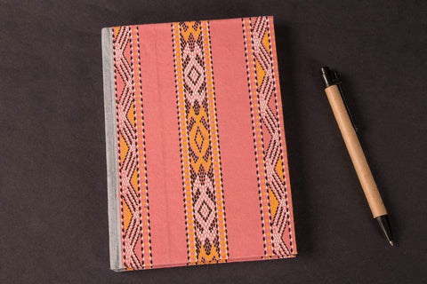 Handmade Paper Notebook 5x7