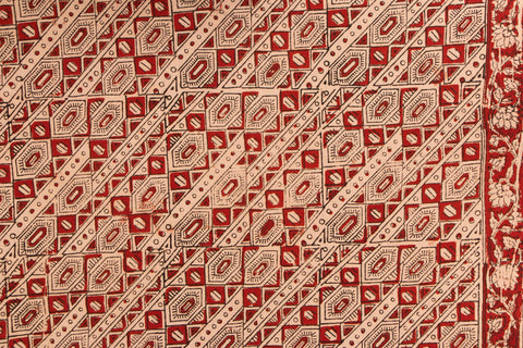 Bindaas Print Precut Cotton Fabric - 1.7 Meter