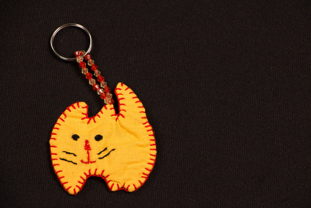 Cat Key Ring by SASHA