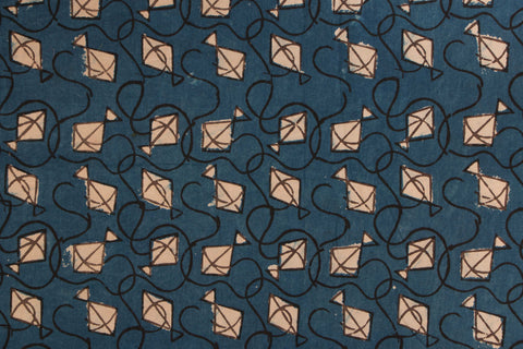 Bindaas Print Precut Cotton Fabric - 1.6 Meter