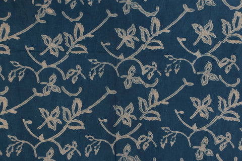 Bindaas Print Precut Cotton Fabric - 1.3 Meter