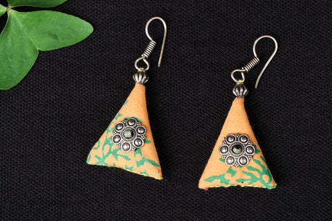 Chammak Challo Katran Bead Work Earrings