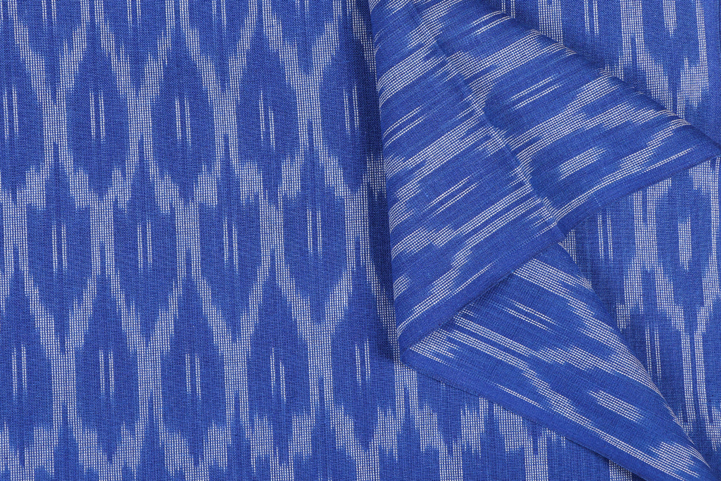 Pochampally Ikat Pure Cotton Fabric