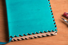 Handmade Leather Notebook 5X7