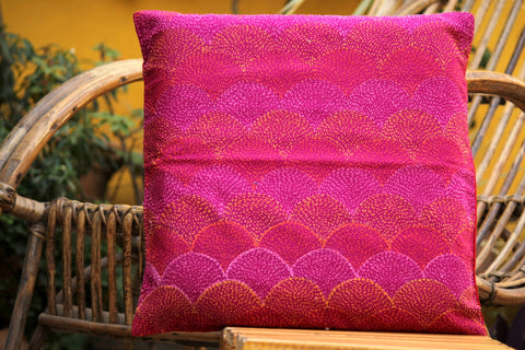 Sujani Cushion Cover (16X16 inches)