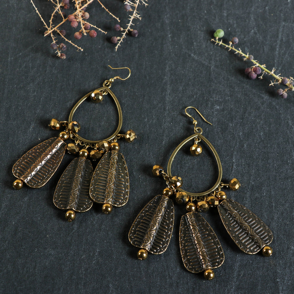 Handmade Beadwork Earrings