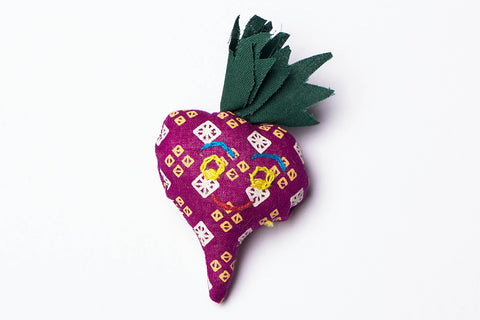 Aubergine Fridge Magnet by SASHA