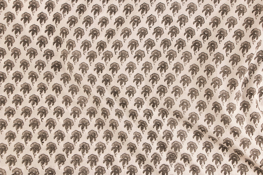 Sanganeri Block Printed Cotton Fabric