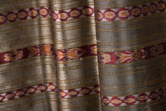 Bomkai Silk Traditional Handwoven Saree from Odisha