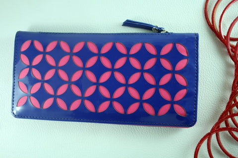 Wallet (Dark blue)