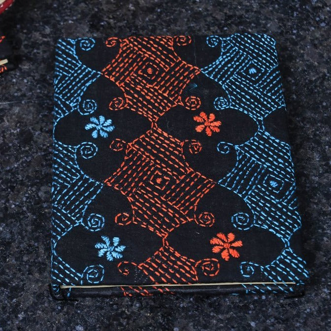 Bengal Kantha Work Handmade Notebook