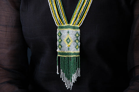 Buy Unique Handmade Beaded Work Necklaces Online India L