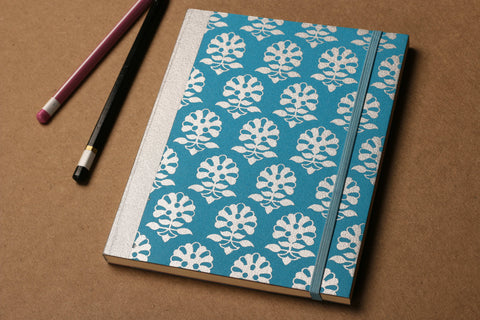 Sukriti Elastic Notebook (Large)