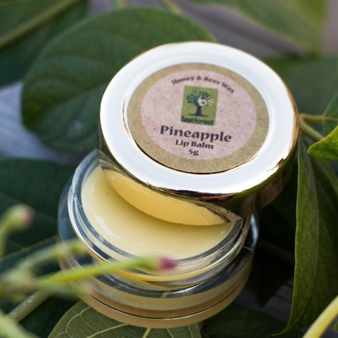 Last Forest Pineapple Beewax Lip Balm - 5 gm