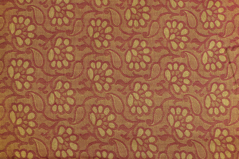 South Cotton Pre Washed Self Jacquard Fabric