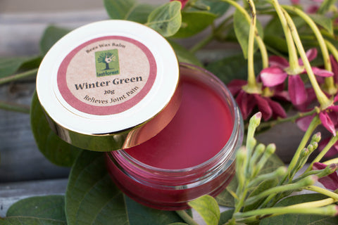Last Forest Wintergreen Beewax Balm - 20 gm