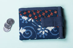 Jugaad Patchwork Cotton Wallet